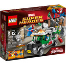 LEGO Doc Ock Truck Heist Set 76015 Packaging