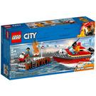 LEGO Dock Side Fire Set 60213 Packaging