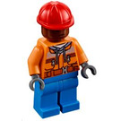 LEGO Dock Worker Minifigure