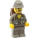 LEGO Docs - Backpack Minifigure