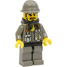 LEGO Docs with Black Hips Minifigure