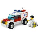 LEGO Doctor's Car Set 7902