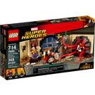 LEGO Doctor Strange's Sanctum Sanctorum Set 76060 Packaging