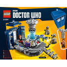 LEGO Doctor Who Set 21304 Instructions