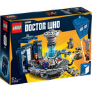 LEGO Doctor Who Set 21304 Packaging