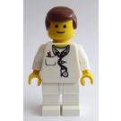 LEGO Doctor with Stethoscope Minifigure