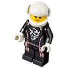 LEGO Dodge Demon SRT Driver Minifigure