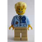 LEGO Dog Show Winner Minifigure