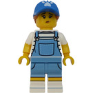 LEGO Dog Sitter Minifigure