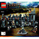 LEGO Dol Guldur Battle Set 79014 Instructions