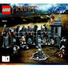 LEGO Dol Guldur Battle Set 79014 Instructions