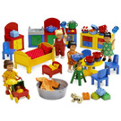 LEGO Dolls Family Set 9234