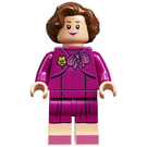 LEGO Dolores Umbridge on Magenta Dress Minifigure