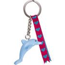 LEGO Dolphin Bag Charm (851576)