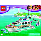 LEGO Dolphin Cruiser Set 41015 Instructions