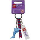 LEGO Dolphin Key Chain (851324)