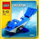 LEGO Dolphin Set 7608