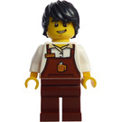LEGO Donut Shop Male Barista Minifigure