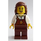 LEGO Donut Stall Female Barista Minifigure