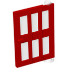 LEGO Door 1 x 4 x 5 Right with 6 Panes (73312)