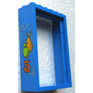 LEGO Door 2 x 6 x 7 Frame with Sticker (4071)
