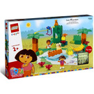 LEGO Dora and Diego's Animal Adventure Set 7333 Packaging