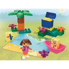 LEGO Dora's Treasure Island Set 7330