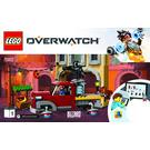 LEGO Dorado Showdown Set 75972 Instructions