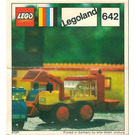 LEGO Double Excavator Set 642-2
