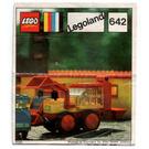 LEGO Double Excavator Set 642-2 Instructions