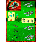 LEGO Double Hover Set 7300 Instructions