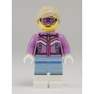 LEGO Downhill Skier Minifigure