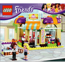 LEGO Downtown Bakery Set 41006 Instructions
