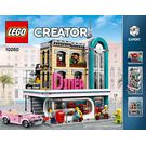 LEGO Downtown Diner Set 10260 Instructions
