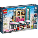 LEGO Downtown Diner Set 10260 Packaging