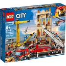 LEGO Downtown Fire Brigade Set 60216 Packaging