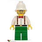 LEGO Dr. Charles Lightning Minifigure