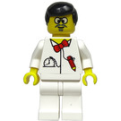 LEGO Dr. Cyber Minifigure