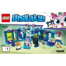 LEGO Dr. Fox Laboratory Set 41454 Instructions