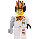 LEGO Dr. Inferno with Pearl Light Gray Claw Minifigure