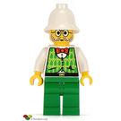 LEGO Dr. Kilroy Minifigure