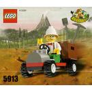 LEGO Dr. Kilroy's Car Set 5913