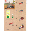 LEGO Dr. Kilroy's Car Set 5913 Instructions