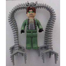 LEGO Dr. Octopus / Doc Ock with Grabber Arms Minifigure