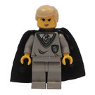 LEGO Draco Malfoy in Light Gray Slytherin uniform Minifigure