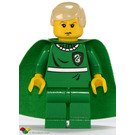 LEGO Draco Malfoy with Green Quidditch Uniform Minifigure