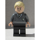 LEGO Draco Malfoy with Slytherin School Uniform Minifigure