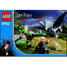 LEGO Draco's Encounter with Buckbeak Set 4750 Instructions