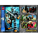 LEGO Dracus Set 8705 Instructions