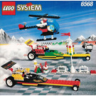 LEGO Drag Race Rally Set 6568